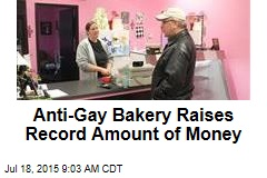 Anti-Gay Bakery Raises Record Amount of Money