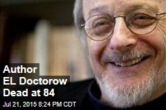 Author EL Doctorow Dead at 84
