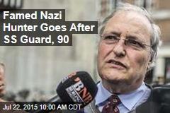 Famed Nazi Hunter Goes After SS Guard, 90