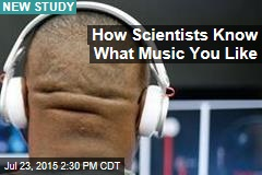 How Scientists Know What Music You Like