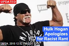 WWE Cuts Ties to Hulk Hogan Amid Rumors of Racist Rant