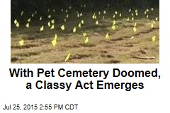 With Pet Cemetery Doomed, a Classy Act Emerges