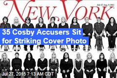 35 Cosby Accusers Speak Out