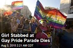 Girl Stabbed at Gay Pride Parade Dies