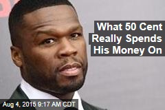 What 50 Cent Really Spends His Money On