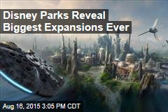 Huge Star Wars Worlds Coming to Disney Parks
