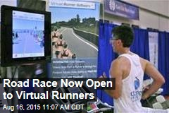 Road Race Now Open to Virtual Runners