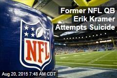 Former Lions QB Erik Kramer Attempts Suicide