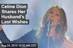 Celine Dion Talks Comeback, Hubby's Last Wishes