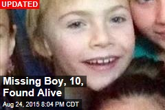 Missing Boy, 10, Was Searching for Mushrooms