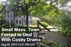 Small Mass. Town Forced to Deal With Cosby Drama