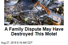 A Family Dispute May Have Destroyed This Motel