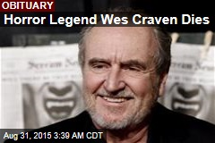Horror Legend Wes Craven Dies