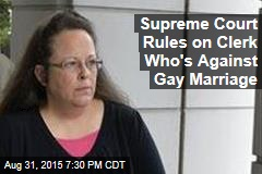 Supreme Court Rules on Kentucky Gay Marriage Case