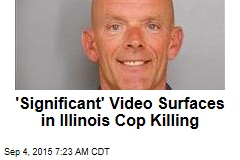 Video Surfaces in Illinois Cop Killing