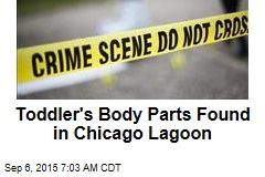 Toddler's Body Parts Found in Chicago Lagoon