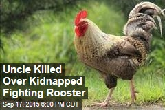 Uncle Killed Over Kidnapped Fighting Rooster