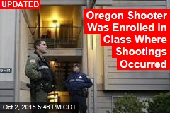 Oregon Shooter Had 13 Firearms, Was 'Obsessed' With Guns