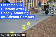 1 Dead, 3 Wounded in Arizona Campus Shooting