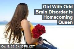 Students Do 'Amazing' Thing for Girl With Rare Brain Disorder