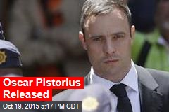 Oscar Pistorius Released