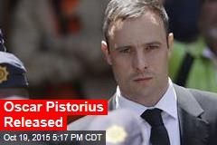 Oscar Pistorius Released