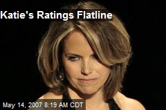 Katie's Ratings Flatline