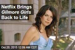 Netflix Brings Gilmore Girls Back to Life