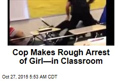 Disturbing Classroom Arrest Caught on Camera