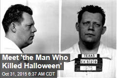 Meet 'the Man Who Killed Halloween'