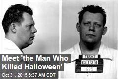 Meet 'the Man Who Killed Halloween'