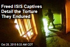 ISIS Captives Recall Raid That Saved Their Lives