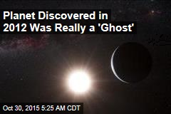 Planet in Next-Door Solar System Was a 'Ghost'