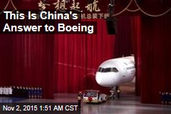 This Is China's Answer to Boeing