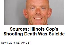 Sources: Illinois Cop's Shooting Death Was Suicide