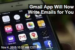 Gmail App Will Now Write Emails for You