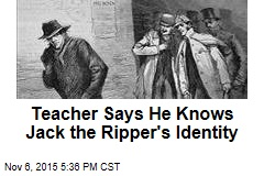 jack the rippers identity essay Another aspect of the jack the ripper case that attracted so much attention in 1888 was jack the ripper himself people were eager to know who the ripper was, his identity, his background, and simply why he targeted prostitutes and slashed, sliced and severed them the way he did.