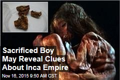 Sacrificed Boy May Reveal Clues About Inca Empire