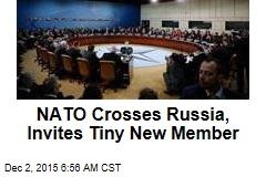 NATO Invites New Member