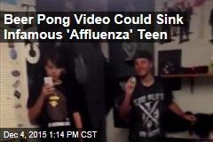 Beer Pong Video Could Sink Infamous 'Affluenza' Teen