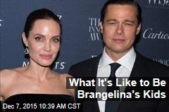 What It's Like to Be Brangelina's Kids