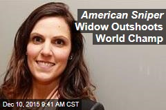 American Sniper Widow Outshoots World Champ