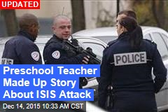 Preschool Teacher May Have Just Become ISIS' Latest Victim