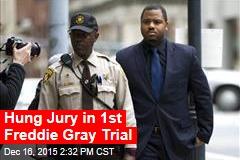 Hung Jury in 1st Freddie Gray Trial