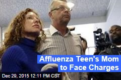 Affluenza Teen's Mom to Face Charges