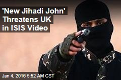 'New Jihadi John' Threatens UK in ISIS Video