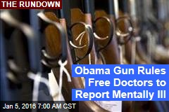 Group Affected by Obama's Gun Rules: Mentally Ill