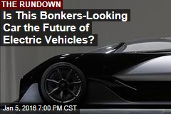 Is This Bonkers-Looking Car the Future of Electric Vehicles?