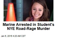 Marine Arrested in Texas Road Rage Murder