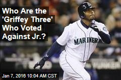 Who Are the 'Griffey Three' Who Voted Against Jr.?
